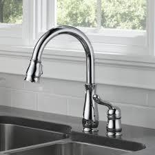 28 leland delta kitchen faucet delta leland single handle