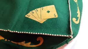 felt bridge table covers felt card table cover fitted corners green with gold flower