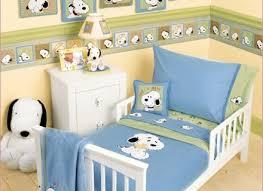 Snoopy Crib Bedding Amazoncom Bedtime Originals 3 Snoopy Sports Bedding Set