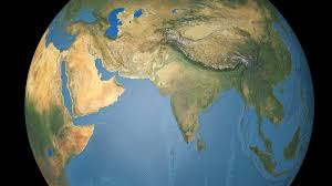 World Map High Resolution by Pakistan Extruded On The World Map Rivers And Lakes Shapes Added