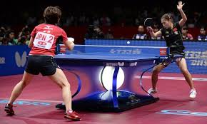 table tennis games tournament ping pong potential global times