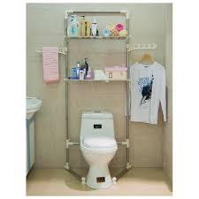 Small Bathroom Etagere Bathroom Wall Shelving Over Toilet