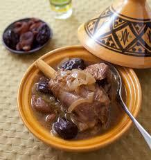 de cuisine orientale souris d agneau à l orientale aux fruits secs les meilleures