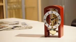 Forestville Mantel Clock Hermle Mantel Clock 23015 360721 Archway