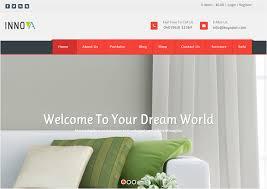 home decor blogs wordpress 10 best wordpress themes for interior design furniture home decor