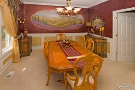 Tuscan Dining Rooms Dress Up Your Dining Room For Delicious Dinners U2026 Devine