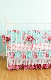target girls bedding baby pink and green bedding ktactical decoration