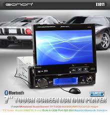 Cd Player With Usb Port For Cars E1011
