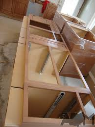 installing kitchen island installing kitchen island cabinets