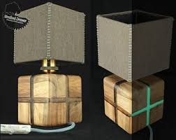modern table lamp etsy