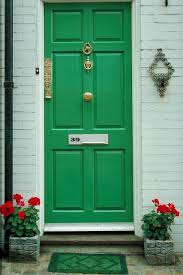Front Door Colors For White House Oh The Things Front Door Colors Convey Green Front Doors Front