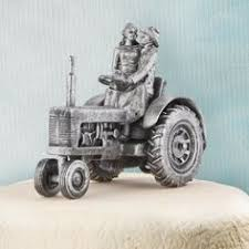 tractor cake topper tractor cake topper for groom s cake maybe wedding 3