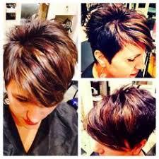 how tohi lite shirt pixie hair 70f292738415ab181f48ab079af03dfe color highlights short haircuts