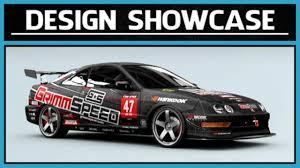 forza motorsport 5 design showcase 2001 acura integra type r