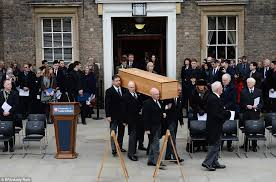 richard iii taken to last resting place in one of the strangest