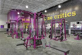planet fitness gyms in mi