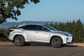 lexus 350 sedan used 2017 lexus rx reviews and rating motor trend