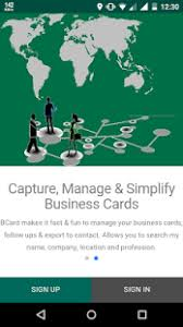 Best Business Card Reader App Bcard Business Card Reader Android Apps On Google Play