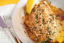 Catfish Dinner Ideas Broiled Catfish With Fresh Thyme Garlic And Lemon Emerils Com