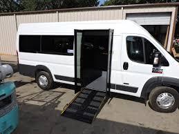 Dodge Ram Cargo Van - handicap bus ram pro master u2013 lone star handicap vans llc
