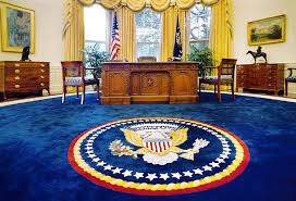 oval office rug president donald trump has started redecorating the oval office
