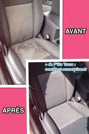 nettoyant siege auto comment nettoyer facilement vos sièges de voiture comment