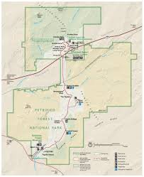 Mesa Arizona Map by Petrified Forest Maps Npmaps Com Just Free Maps Period