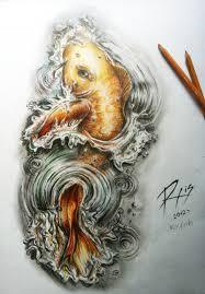 koi fish by rytisx on deviantart