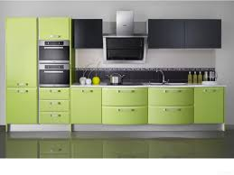 kitchen contemporary hi gloss kitchen cabinet with white and