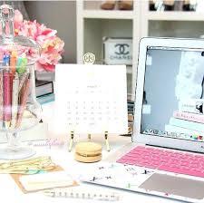 chic office desk decor chic desk accessories konzertsommer info