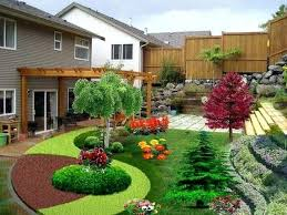 Small Back Garden Ideas Small Gardens Small Garden Design Ideas 1 Clever Zoning Is A Must