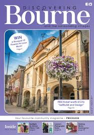 discovering bourne issue 067 march 2017 by discovering magazines