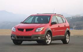 2004 pontiac vibe information and photos zombiedrive