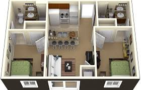 2 bedroom homes bungalow house plans 2 bed bedroom home decor interior design