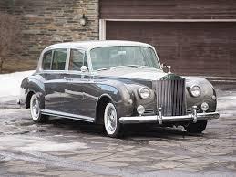 bentley rolls royce phantom 1962 rolls royce phantom v limousine classic driver market