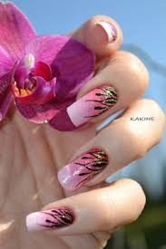 Baby Nail Art Design 60 Ombre Nail Art Designs Nenuno Creative