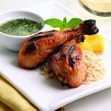 Broil Chicken Legs by Sweet U0026 Sour Chicken Drumsticks Recipe Eatingwell