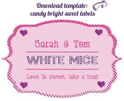 Candy Labels For Candy Buffet by 143 Best Wedding Candy Buffets Images On Pinterest Wedding Candy