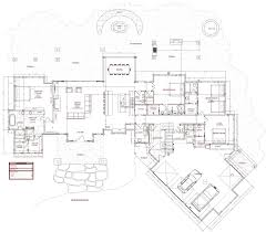 floor plans blueprints luckyman ranch house plan montana ranch style custom floor plan