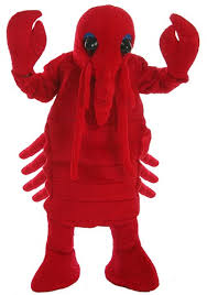 lobster costume lobster costume mascot rental costume