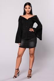 stinger denim jacket black