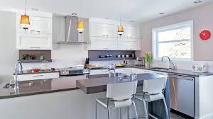 armoire de cuisine stratifié lignes horizontales dans la cuisine les idées de ma maison