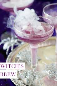 purple martini recipe sassy witch u0027s brew cocktail for halloween