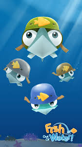 fish out of water apk wallpapers fish out of water the and colorful fish flinging