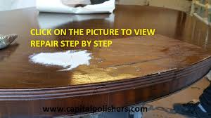 how to refinish veneer table capital polishers ltd furniture spraying kitchen spraying blog
