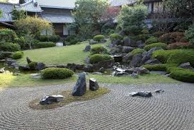 rocks in garden design japanese rock garden design