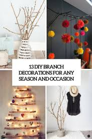 branch decorations for home affordable cotton boll branches