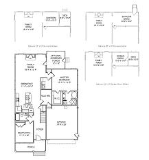ashley i floor plans main street homes celebrate
