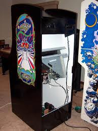 Galaga Arcade Cabinet Galaga Arcade Machine Restoration