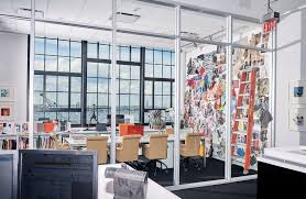 a wall that tracks trends for architectural design the new york